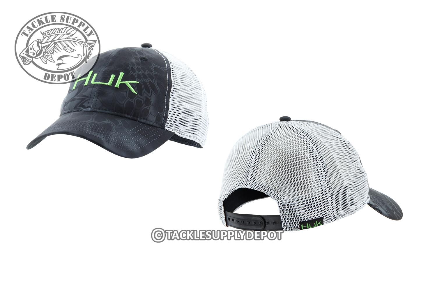 Huk fishing kryptek logo trucker cap see selection ebay for Huk fishing hats
