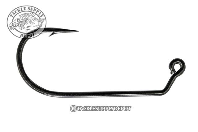 Mustad 32796NP-BN Jig Hook 60 Degree Jig Hook Pack of 25