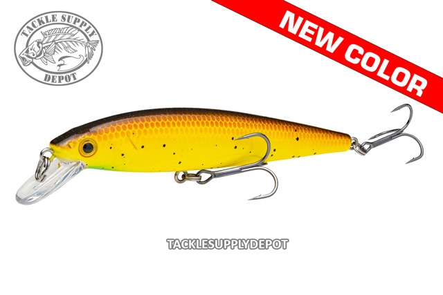 Strike King J200 Chrome Ayu KVD 200 Suspending Jerkbait Fishing Lure Hckvdj200 for sale online